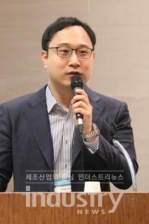 한국에너지공사 신재생에너지정책실 서지원 차장 [사진=인더스트리뉴스]