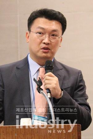 한국수출입은행 강정화 박사 [사진=인더스트리뉴스]