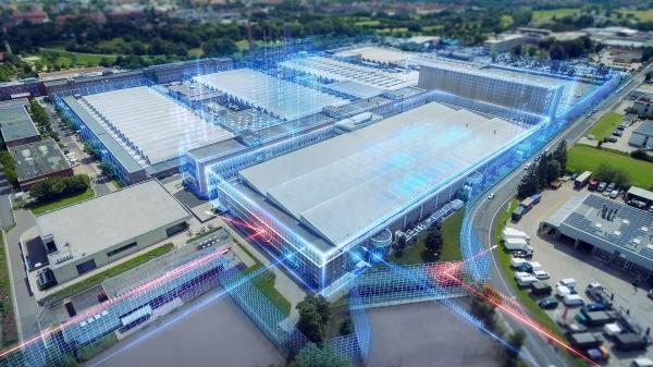 인더스트리 4.0은 지멘스 Electronics Works Amberg(EWA)의 많은 분야에서 현실로 나타나고 있으며, 미래 기술은 이미 디지털 변환의 다음 단계를 실현하고 있다. [사진=지멘스]