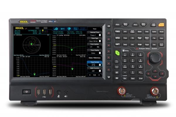 리골의 차세대 'RSA5000N/3000N 신호 분석기'