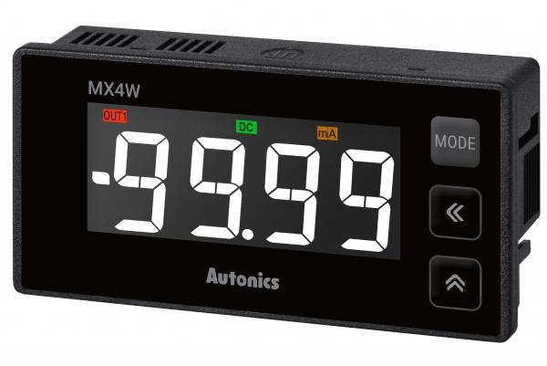 LCD 디스플레이 멀티 판넬메타 MX4W 시리즈 [사진=오토닉스]